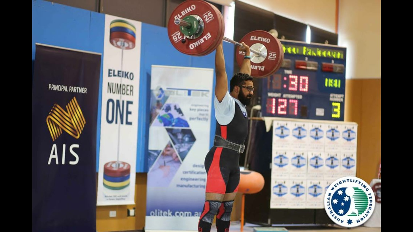 The Secret to Weightlifting Success