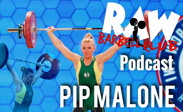 Pip malone crossfit and olympic weightlifting