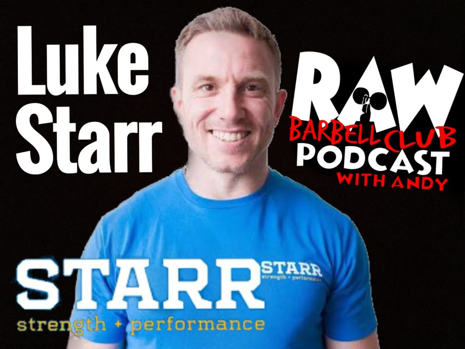 luke starr - starr strength and performance