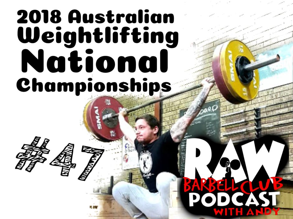 australian senior and junior championships predictions olympic weightlifting