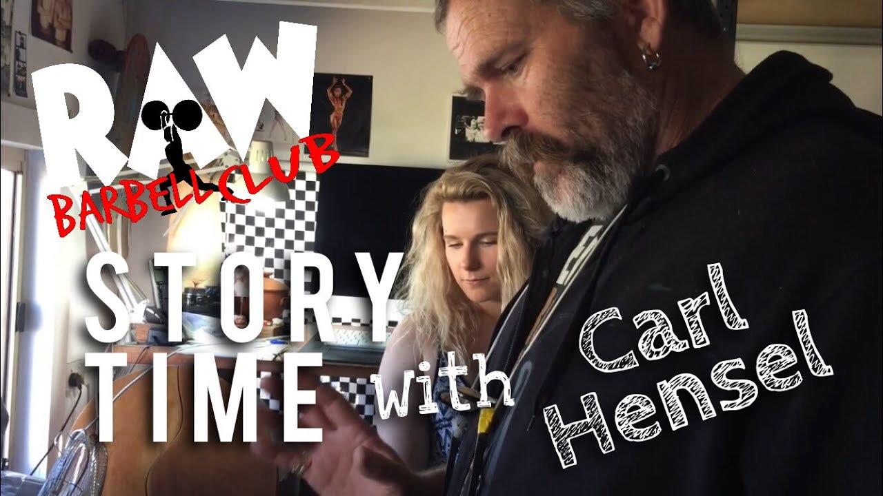 Story Time with Carl Hensel   Sandbag TV